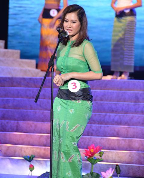 Hla Myat Thu Miss Universe Myanmar